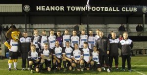 Lions play 'well to march ahead in FA Vase
