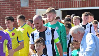 Heanor Town 0 - 0 AFC Mansfield