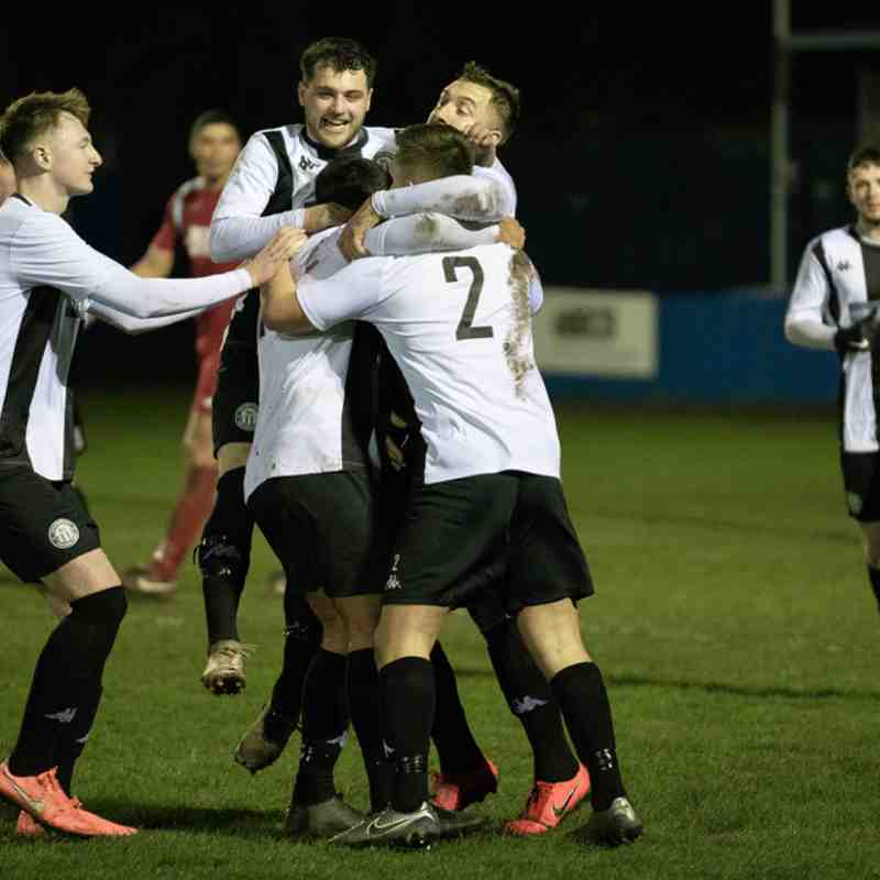 Radford 1 - 4 Heanor Town (League)