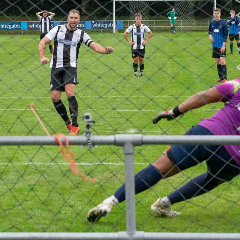 Heanor Town 2 - 1 Long Eaton (Friendly)