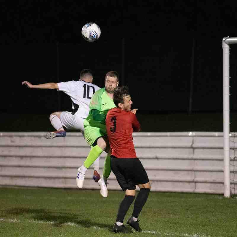Shirebrook 3 - 1 Heanor Town (League)