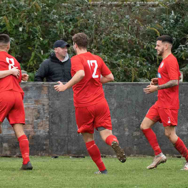 Hucknall Town 0 - 1 Heanor Town (League)