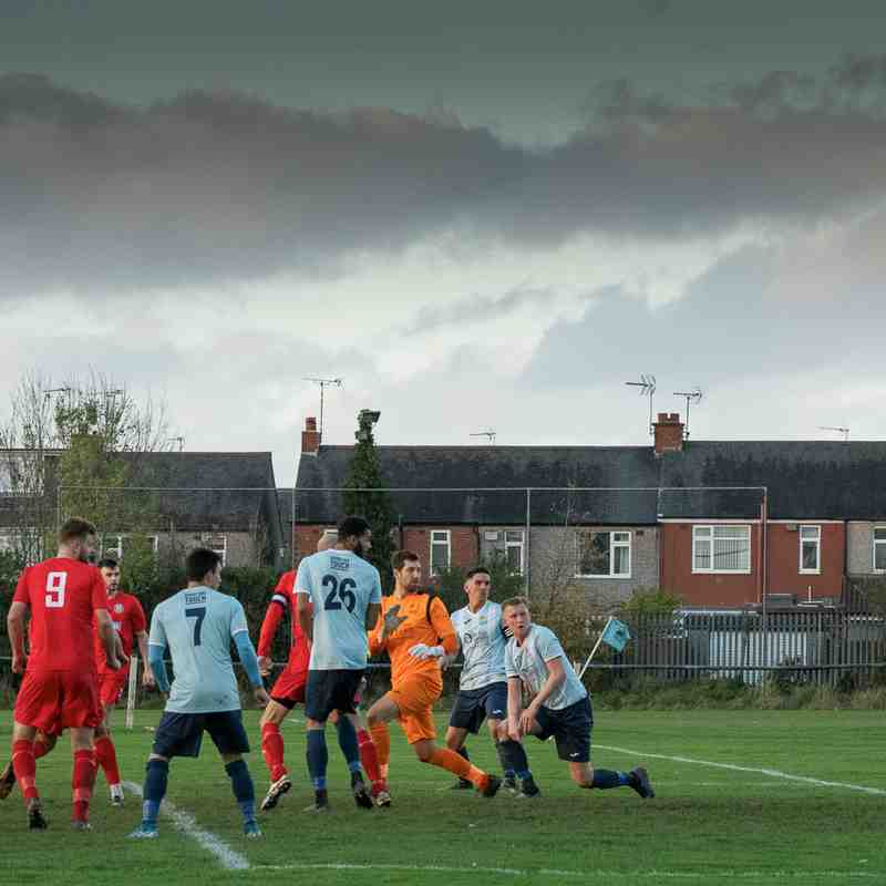 Coventry Sphinx 6 - 1 Heanor Town (FA Vase)