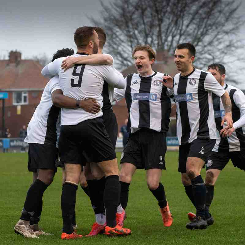 Heanor Town 4 - 3 Belper Utd (League)
