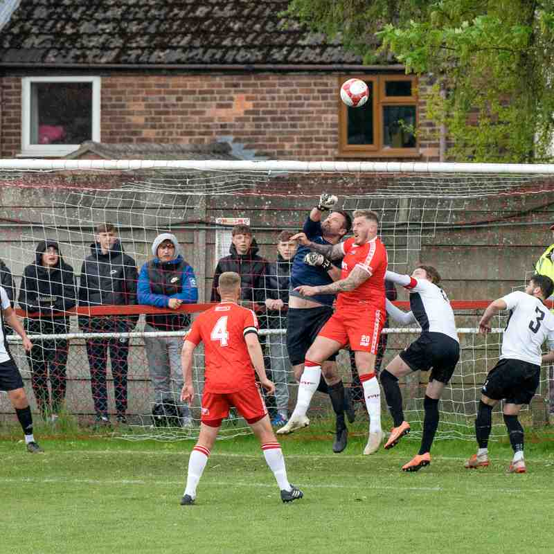 Gresley Rovers 2 - 1 Heanor Town (Don Amott Cup)