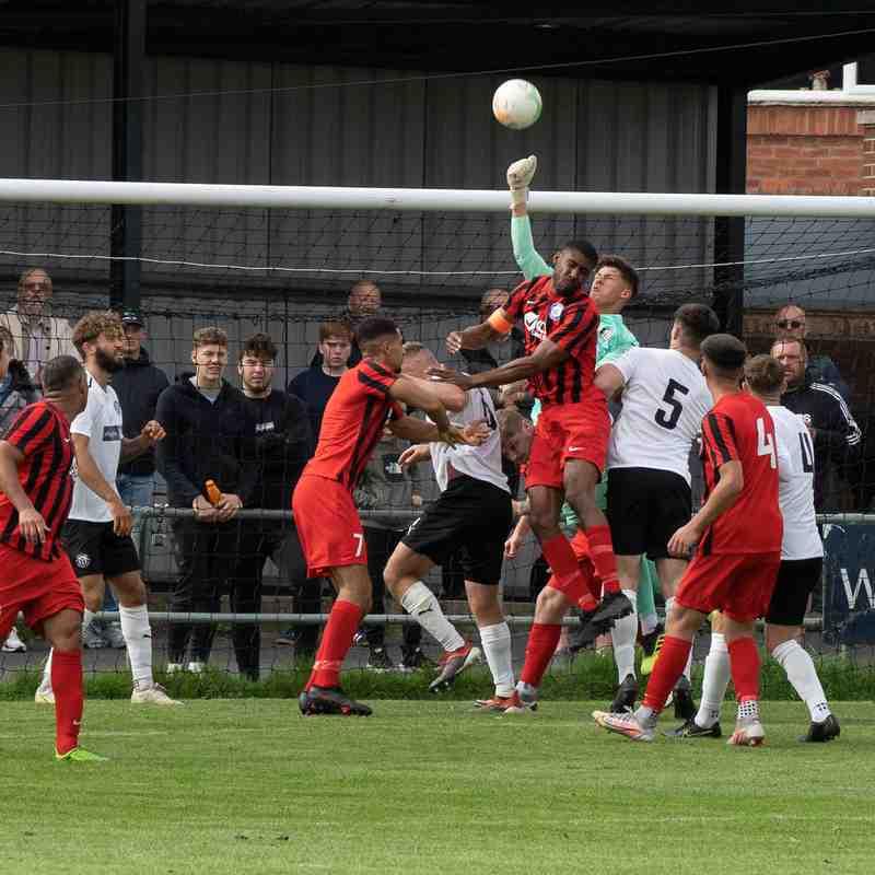Heanor Town 0 - 2 Long Eaton (League)