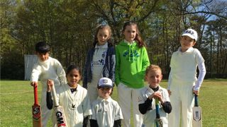 BCC Under 8s versus Woking and Horsell