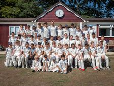 Colts Single Wicket and Awards Day