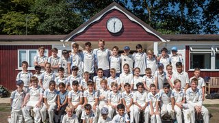 Colts Single Wicket and Awards Day (Sunday 1st Sept)