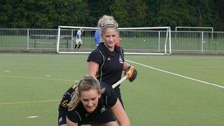 Bracknell 3 - 0 Oxford Uni