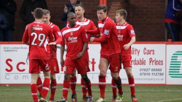 Tamworth 1st Team