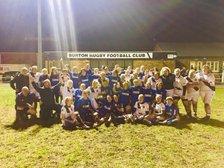 Ladies Rugby Returns to Peel Croft