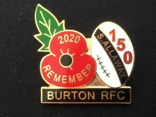 2020 Poppy Badges**SOLD OUT**