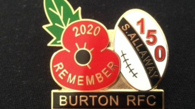 2020 Poppy Badges