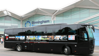 Bouden Travel - New Team Coach Providers