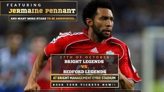 Pennant Becomes Latest Player To Join Bright Legends