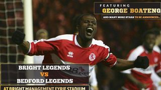 Boateng & Bracken Become Latest Legends