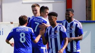 CITY SEAL POINTS IN FIRST HALF ONSLAUGHT