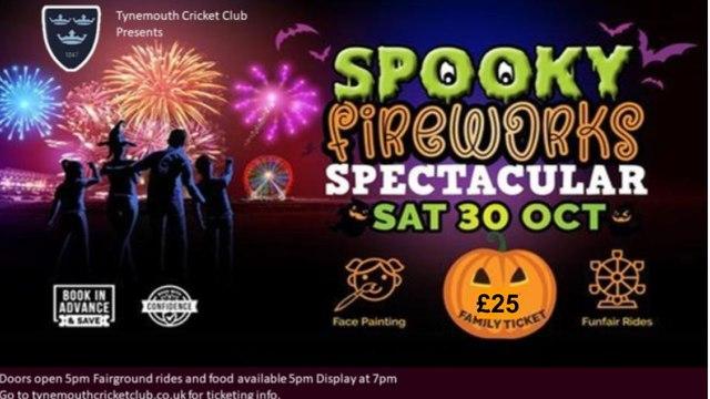 TCC Spooky Spectacular