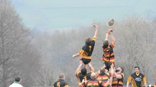 Egremont 2nd V Kirkby Lonsdale 2nd - April 2014