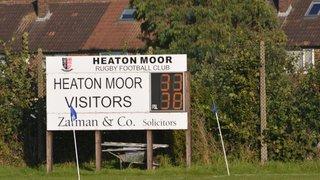 MV 1st v Heaton Moor
