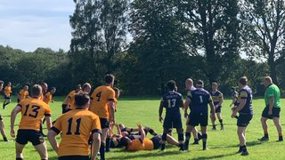 Leos 3rd XV vs Old Crossleyans 2nd XV