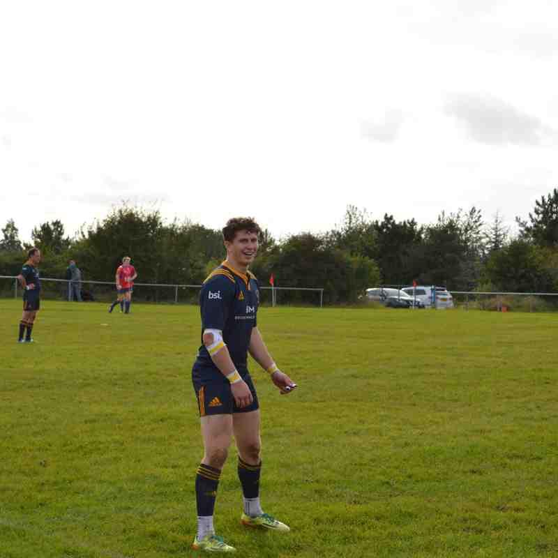 Leos 1st XV vs Dinnington 12th October 2019 - Yorkshire 1