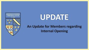 Club Update - Internal Opening