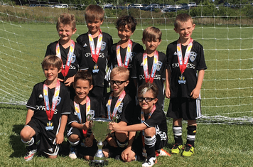 2016 Lightning Cup Finalists