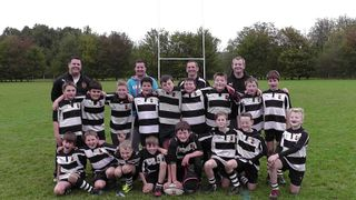 Barnes-storming victories leaves U11's with the Plate