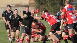 3rd XV v Harbury RFC - 8th March 2014