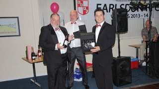 Presentation Evening and Dinner Dance - 17th May 2014