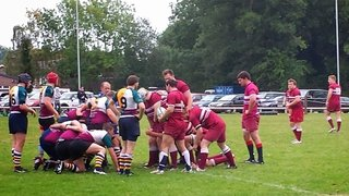 Bonus point win sends Chiltern second