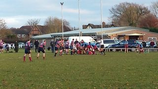 Chiltern stay second with 7 try home win