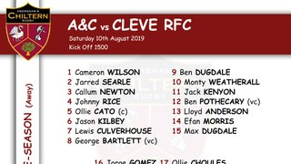 A&C vs Cleve Selection