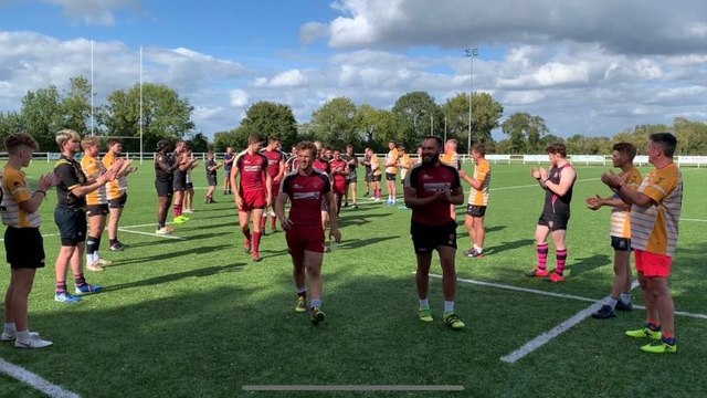 Bucks Touch Rugby Update