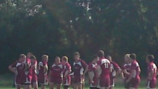 Melton 2nd XV vs Leicester Forest 2nds