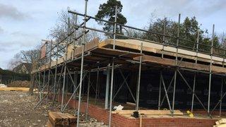 2019 03 08 Pavilion Progress