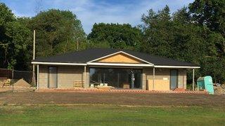 Pavilion Progress w/e 2nd June 2019