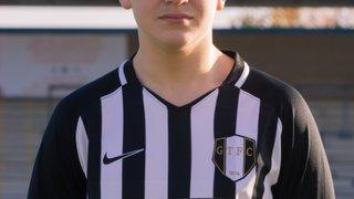 Under 14 Academy players