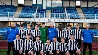 Academy - Under 15's Team Photo
