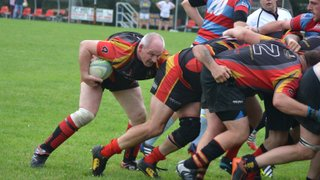 Chard 2nds v Cheddar Valley, 20.09.14