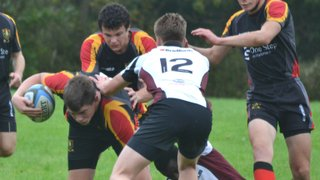 Chard Colts v Taunton, 18.10.14