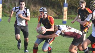 Chard Colts v Taunton Colts, 15.11.14