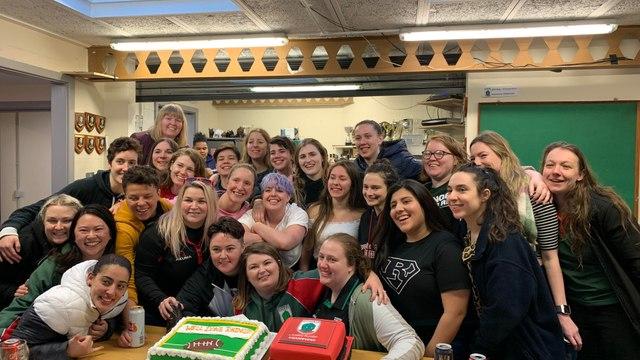 Haringey Rhinos Ladies secure league promotion