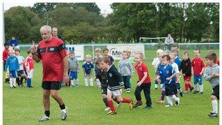 Soccer School's Back in September.....