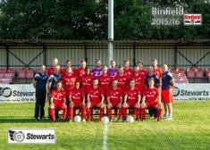 AFC Stoneham 3-2 Binfield