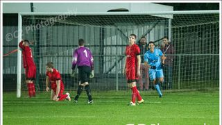 ARDLEY UNITED 3-1 BINFIELD - Uhlsport Hellenic Premier Division - 25th October 2016