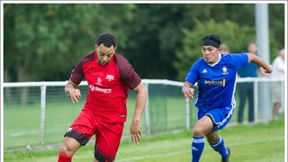 BINFIELD 2-2 HIGHMOOR IBIS - Uhlsport Hellenic Premier Div - 26th Aug 2017