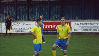 FA Youth Cup - Clitheroe
